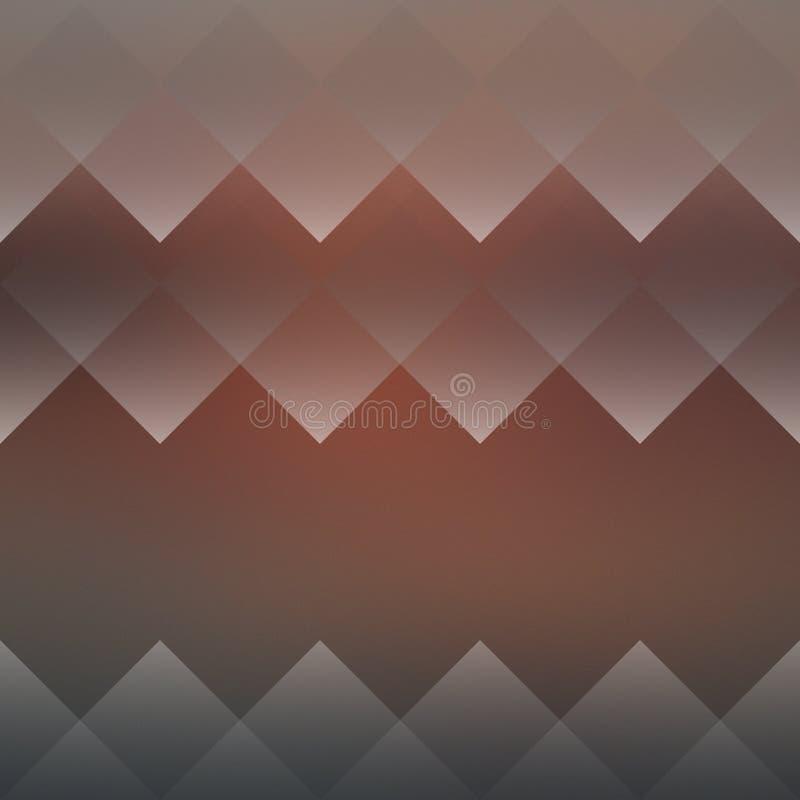 Korrelige vage achtergrond vector illustratie