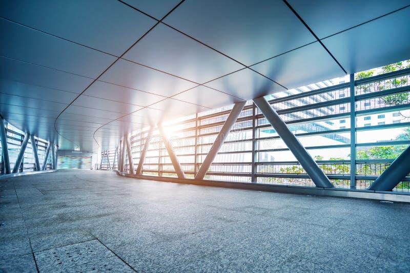 Korridor i regeringsställning som bygger arkivfoton