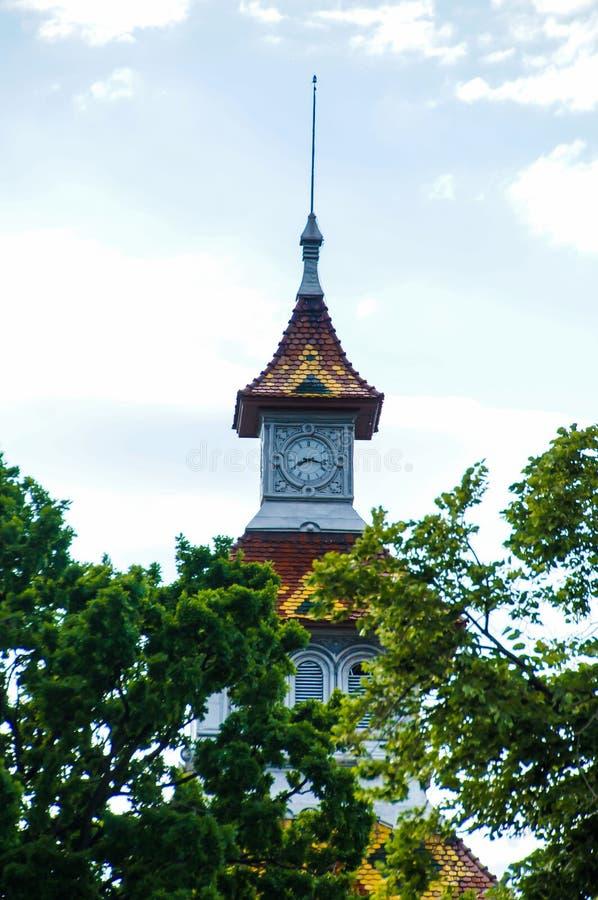 korridoren för den Australien stadsklockan lokaliserade den västra perth torntownen royaltyfri foto