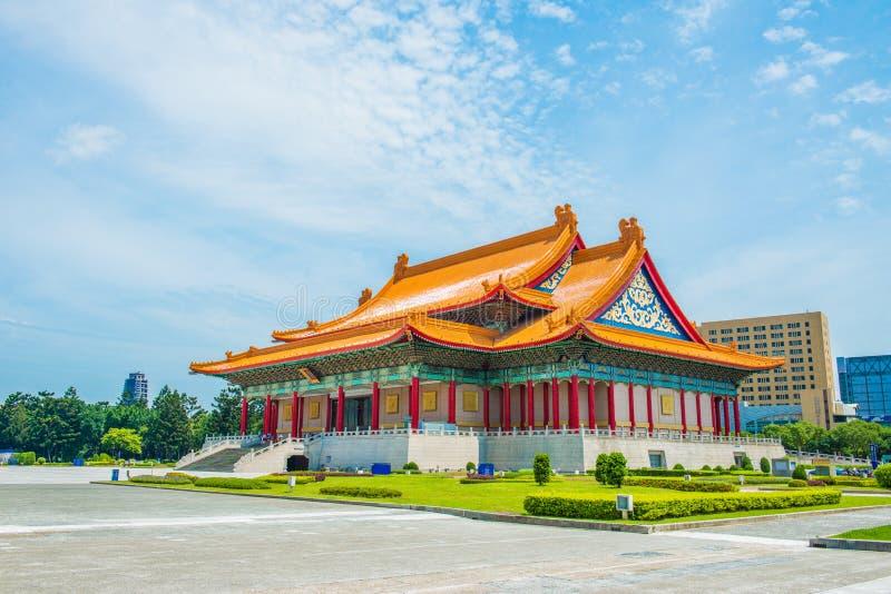 korridormusiknational taiwan fotografering för bildbyråer