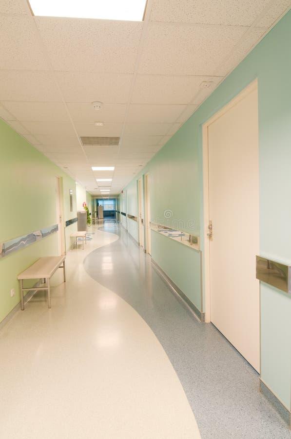 korridorsjukhus arkivbilder