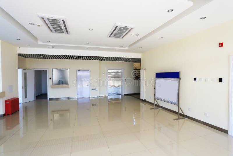 Korridorsjukhuskontoret royaltyfri bild