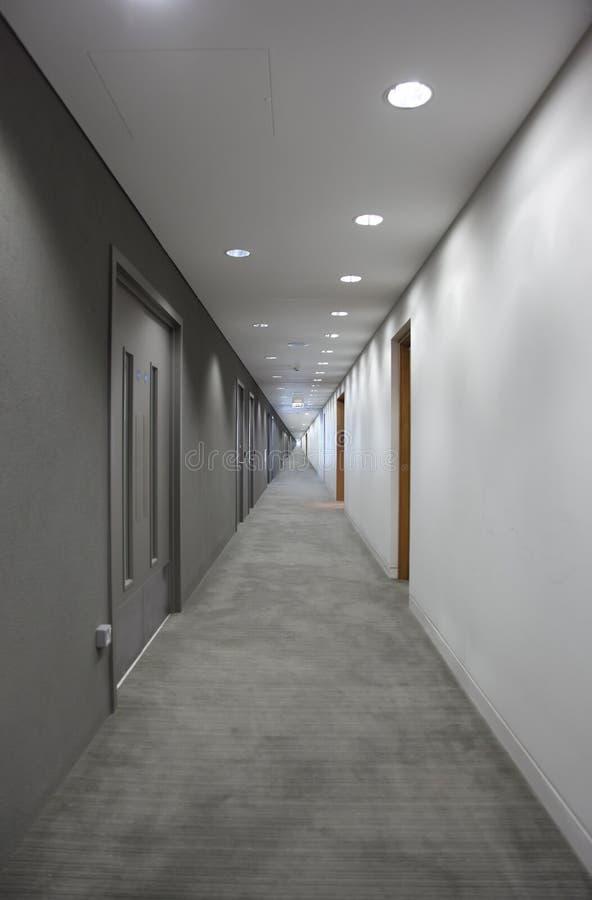 korridorslutlampa arkivfoton