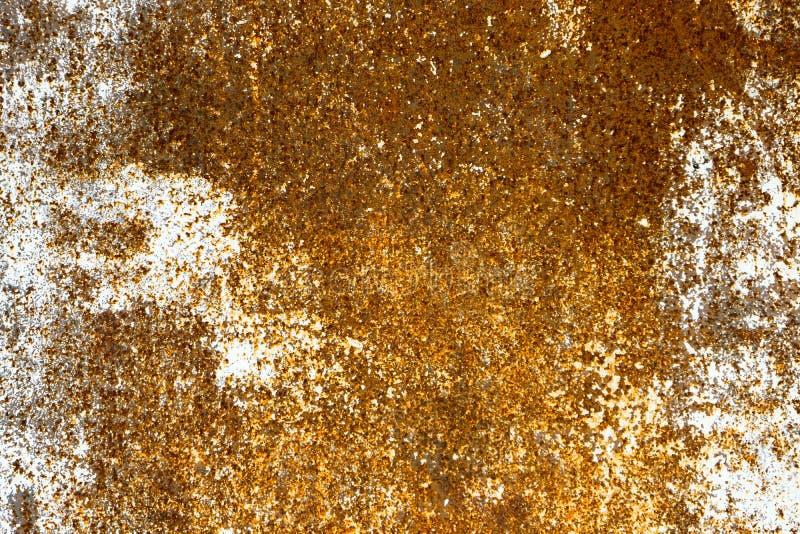 Korrosion des Metallfotos Platz für Ihren Text lizenzfreies stockfoto