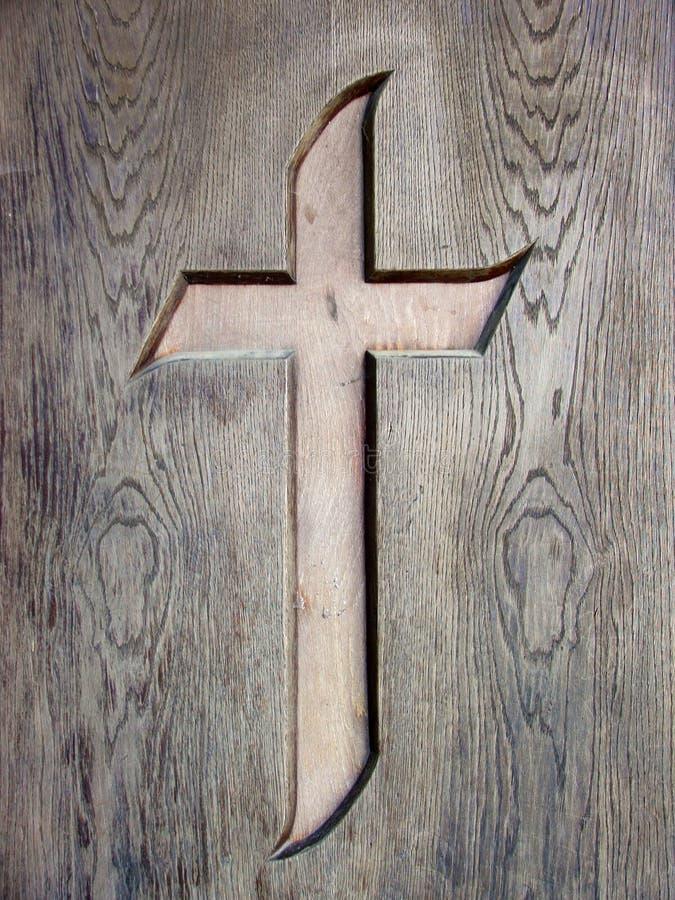 Download Kors fotografering för bildbyråer. Bild av trä, kristendomen - 226163