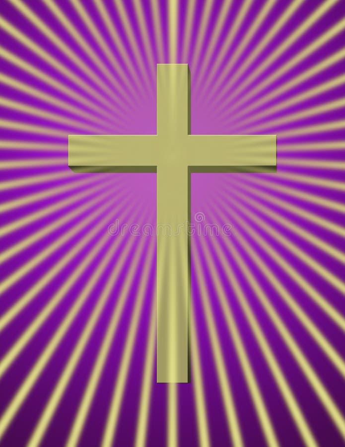 kors vektor illustrationer