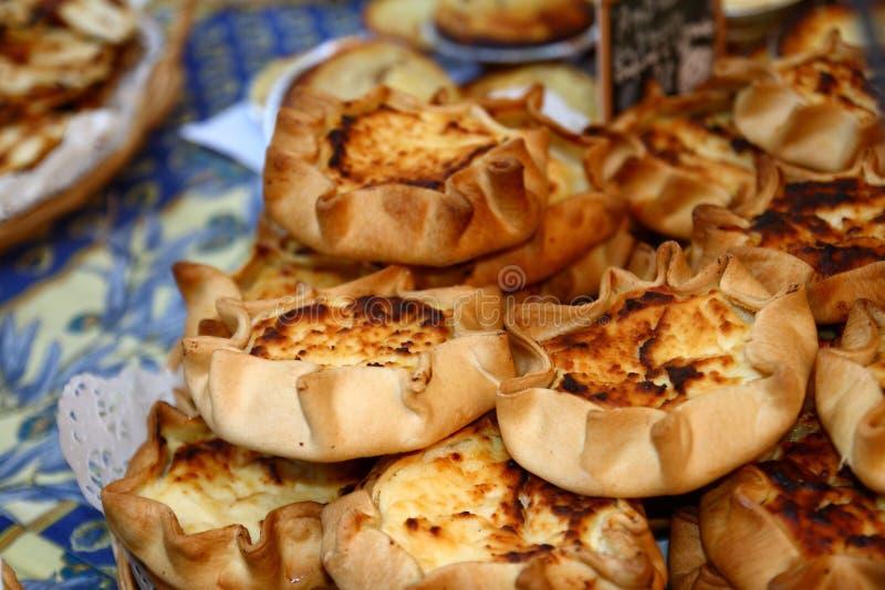 Korsykańscy torty zdjęcie stock