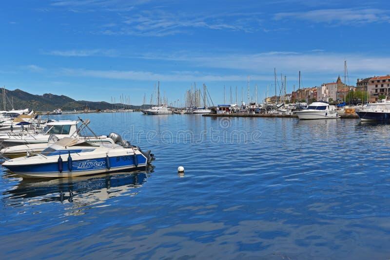 Korsykanina portowy święty zdjęcie royalty free