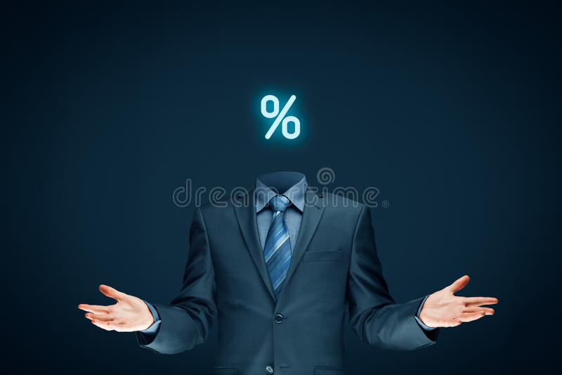 Korting en Verkoop stock afbeelding