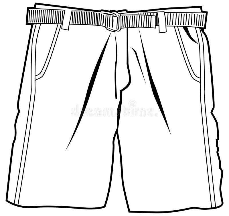 Kortslutningar royaltyfri illustrationer