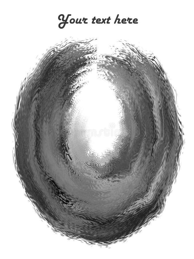 kortsorg vektor illustrationer