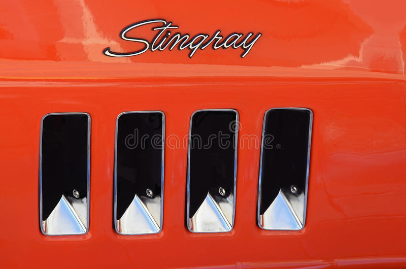 Korwety Stingray obrazy royalty free