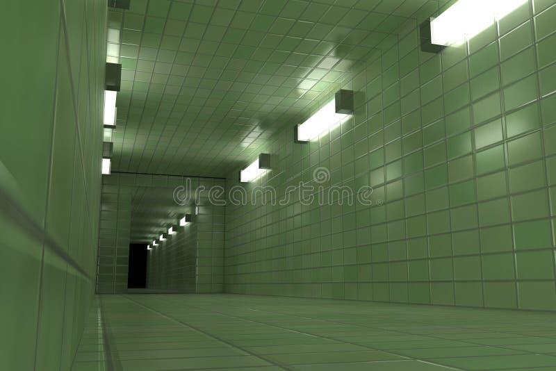 korytarz ilustracja wektor