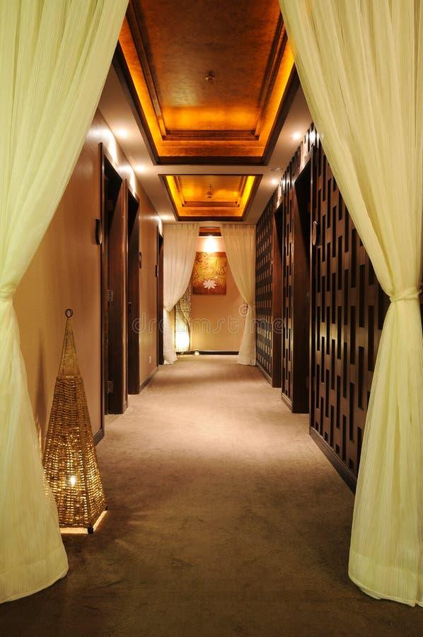korytarz obrazy royalty free