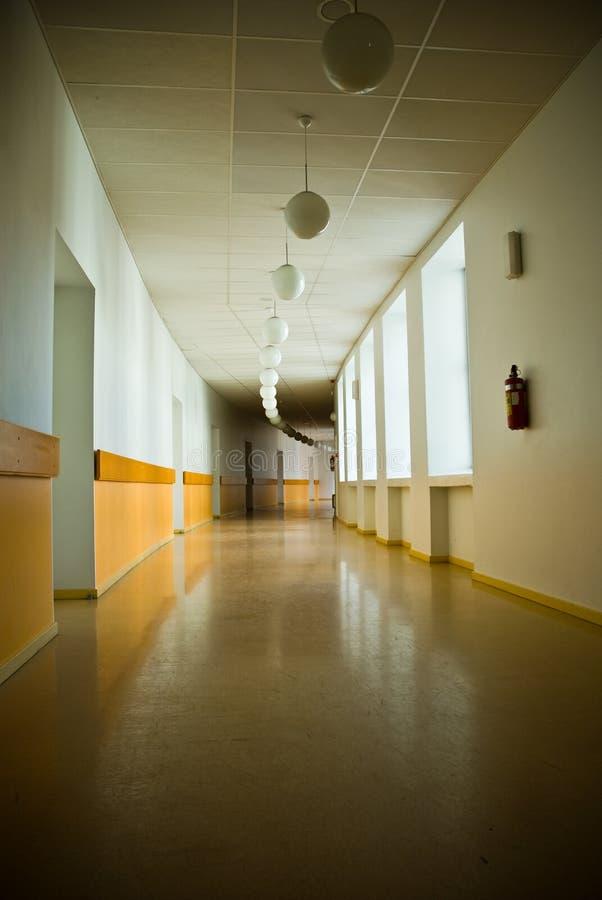 korytarz jest pusty zdjęcia royalty free