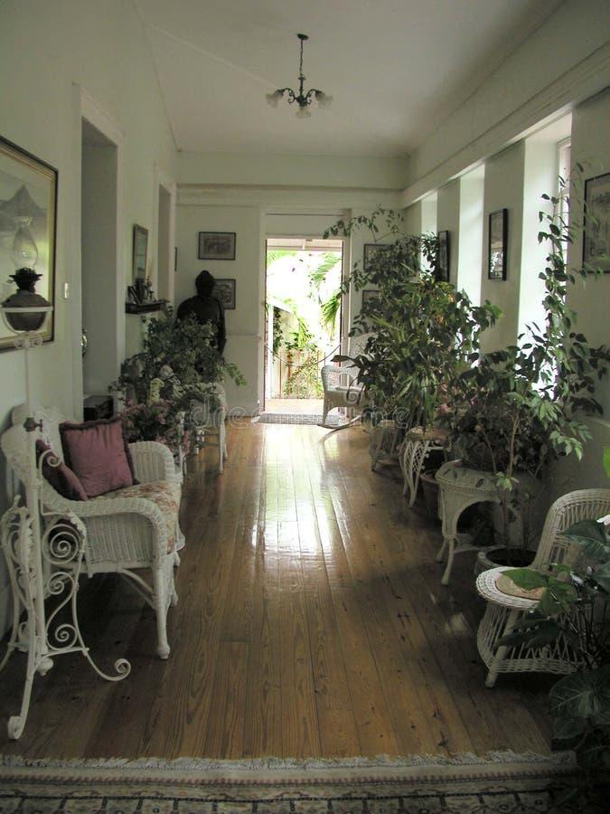 korytarz plantacji obrazy stock