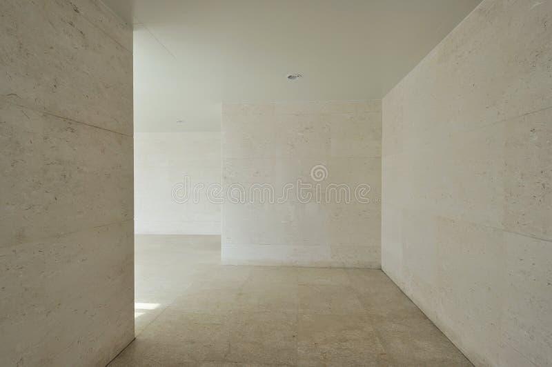 korytarz pusty zdjęcia stock