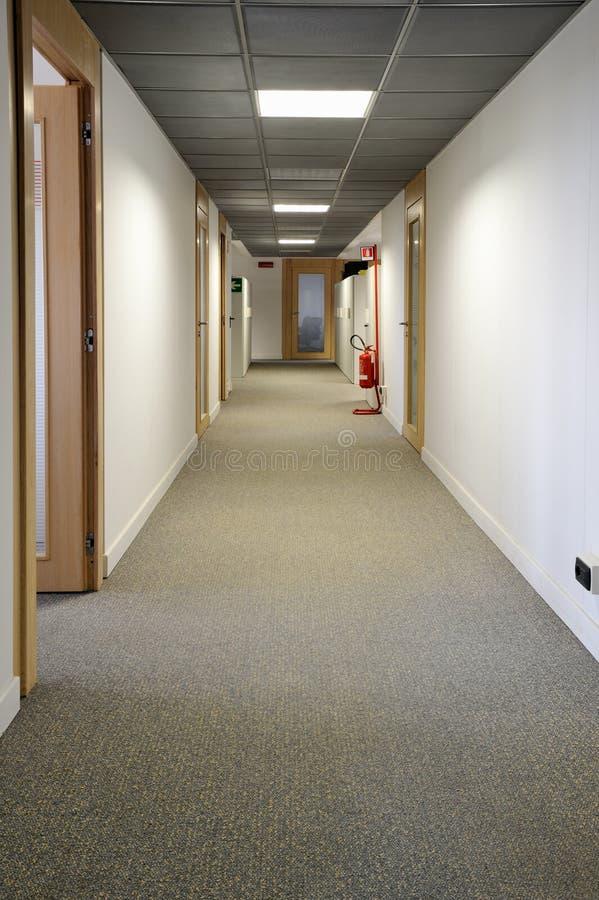 korytarza biuro zdjęcie stock
