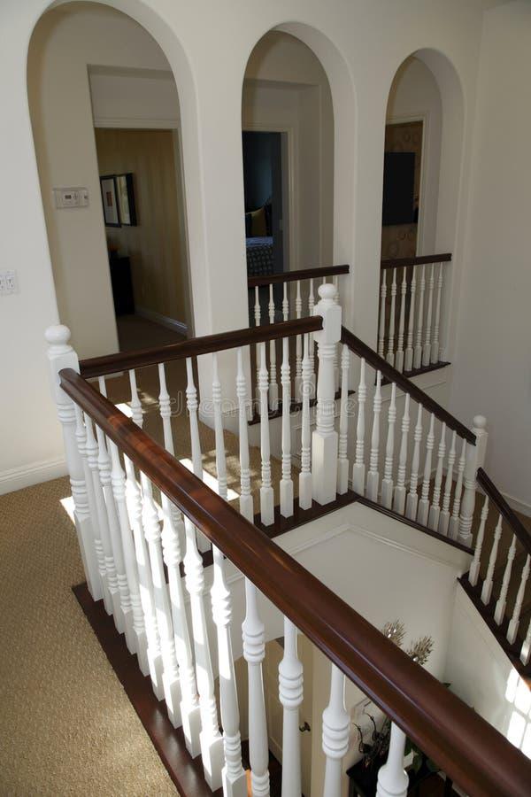 korytarza schody zdjęcie stock