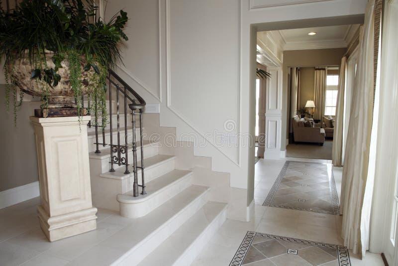 korytarza schody obraz royalty free