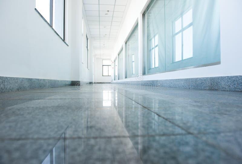 korytarza szpital zdjęcie stock