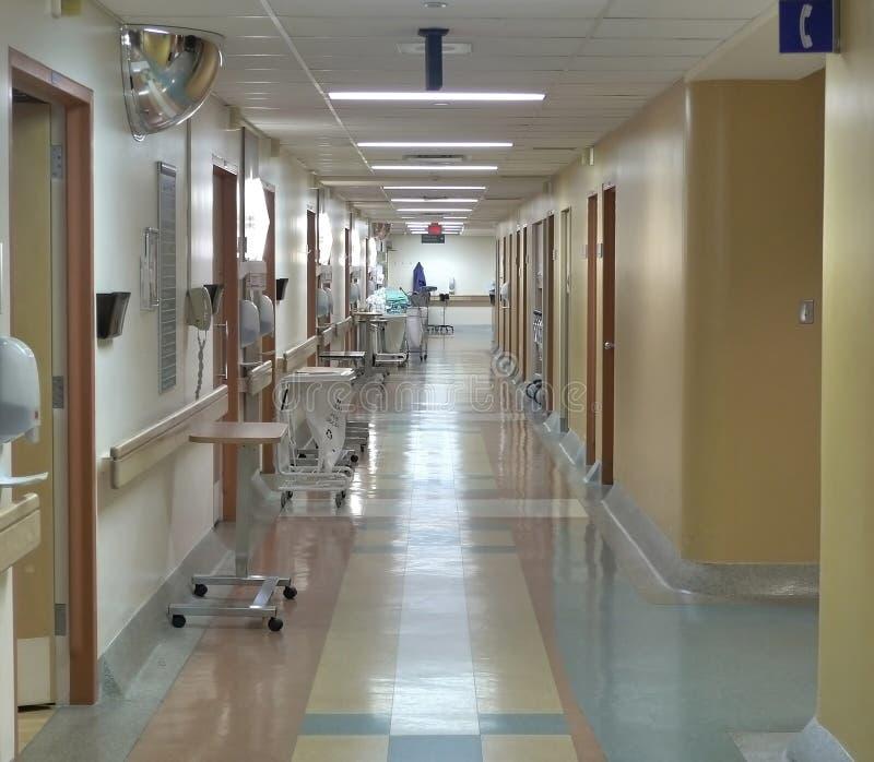 korytarza szpital zdjęcia stock