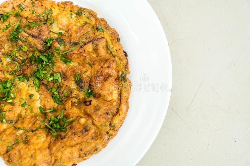korzenny minced wieprzowina omlet zdjęcia royalty free