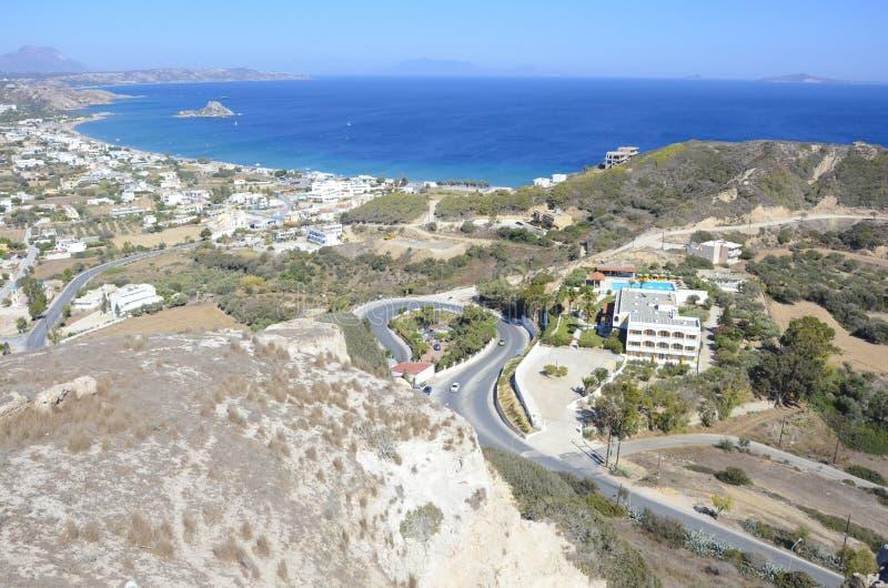 Kos Insel, Griechenland lizenzfreie stockbilder