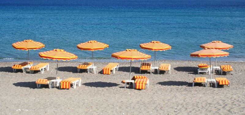 kos kefalos острова Греции пляжа стоковые изображения