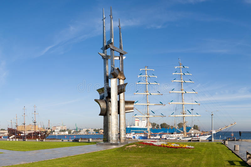 Download Kosciuszko Square In Gdynia, Poland. Stock Image - Image: 23054779