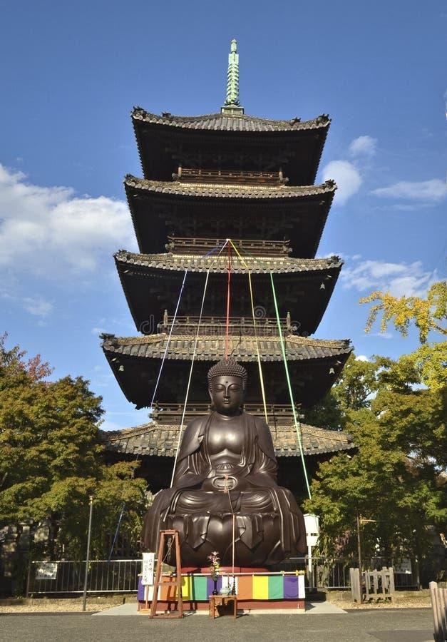 Koshoji świątynia zdjęcia stock