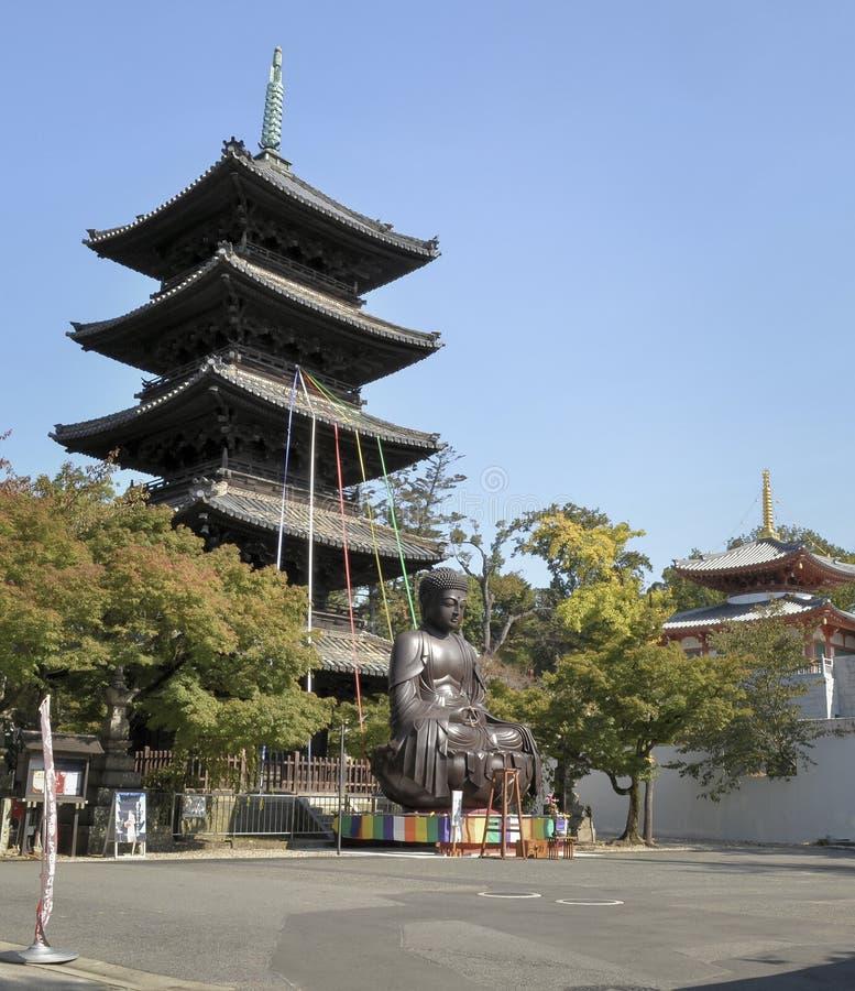 Koshoji Templo stock image