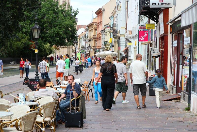 Kosice, Eslovaquia foto de archivo libre de regalías