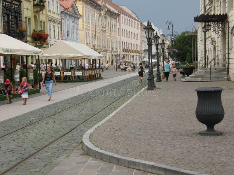 Kosice, Slovakia imagens de stock