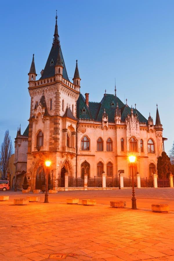 Kosice, Slowakije royalty-vrije stock afbeeldingen