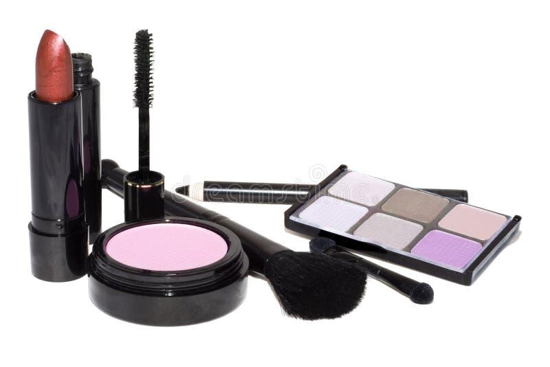 Kosmetik eingestellt lizenzfreie stockbilder