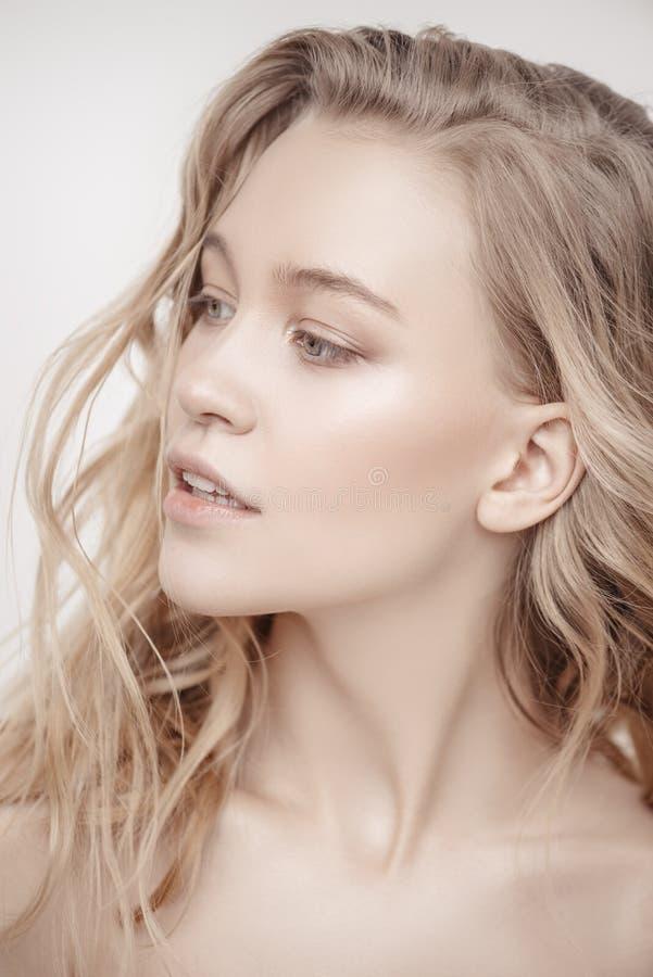 Kosmetik für Schönheit lizenzfreies stockfoto