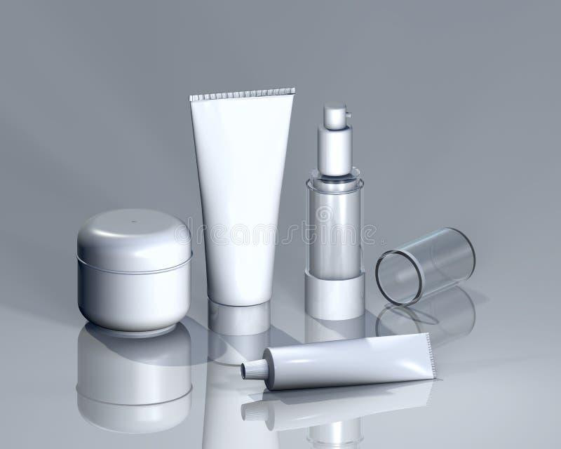 Kosmetik II stock abbildung