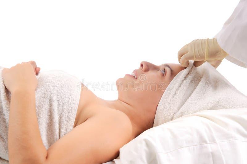 Kosmetische chirurgie stock foto's