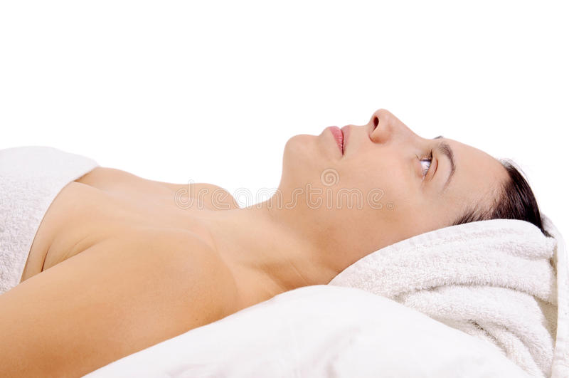 Kosmetische chirurgie stock afbeelding