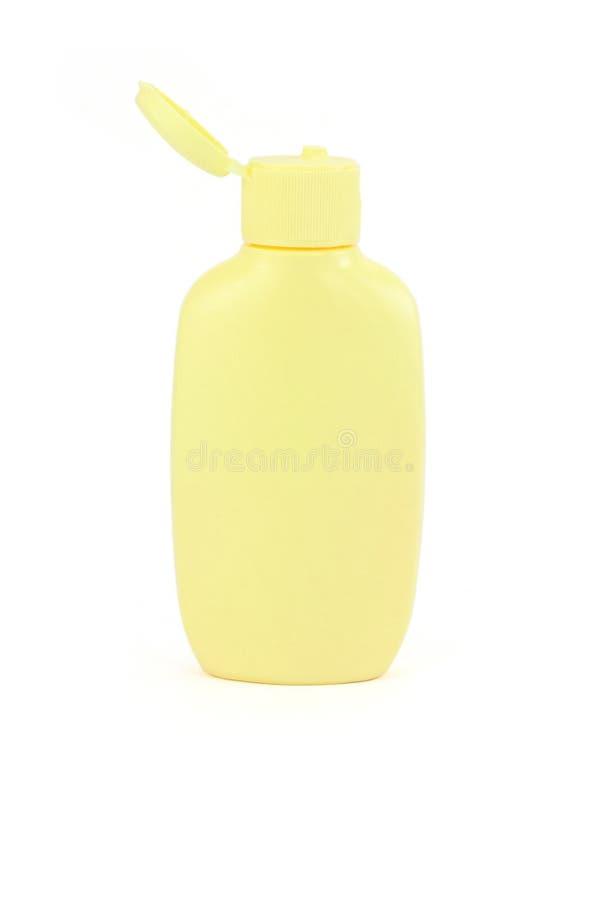 Kosmetische containers stock afbeeldingen