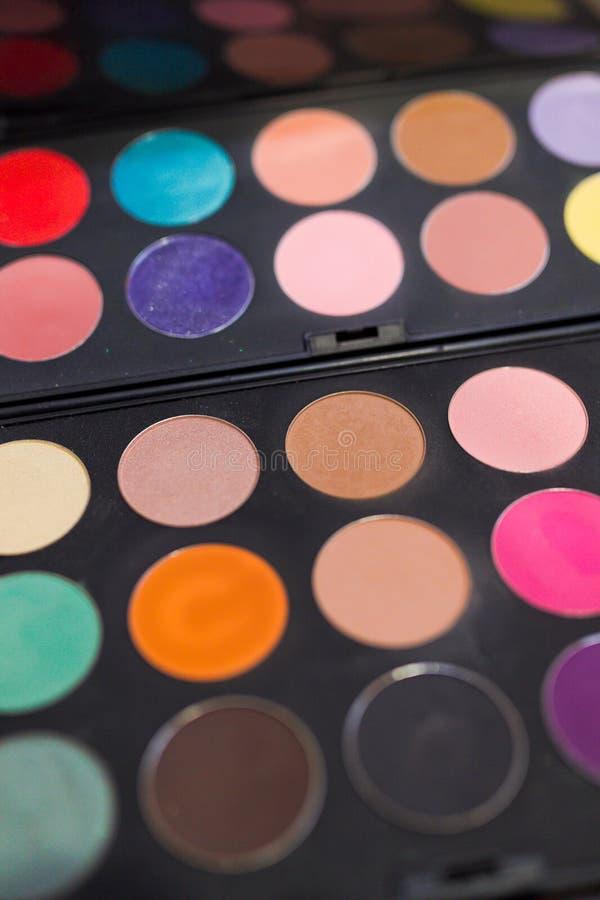 Kosmetische hulpmiddelen royalty-vrije stock foto