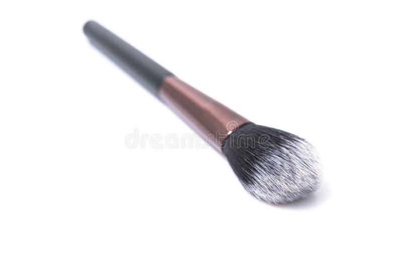 Kosmetische Make-upb?rste lizenzfreie stockfotos