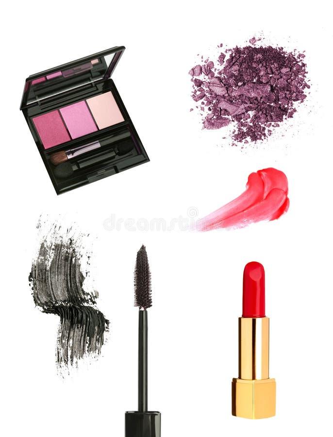 Kosmetische producten royalty-vrije stock fotografie
