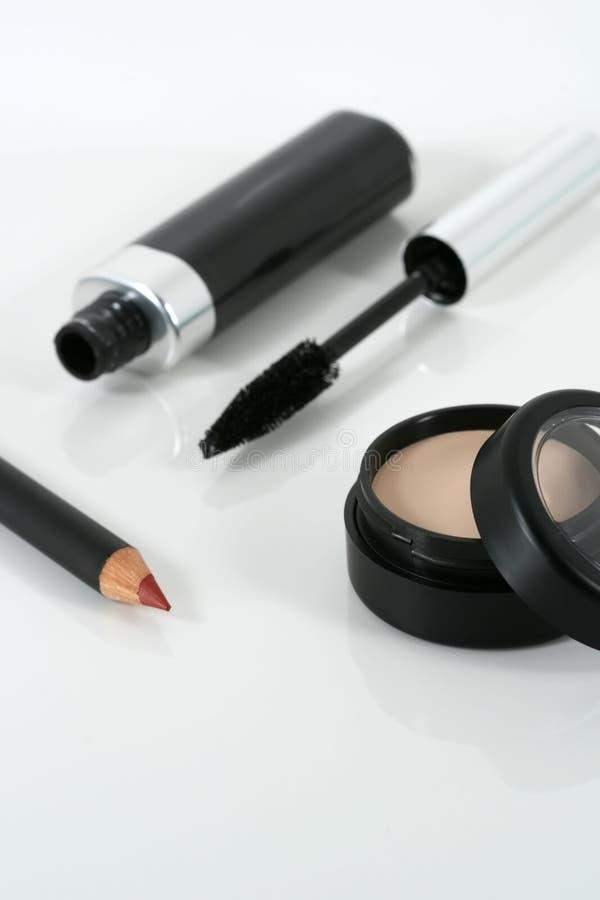 Kosmetische Producten royalty-vrije stock afbeelding