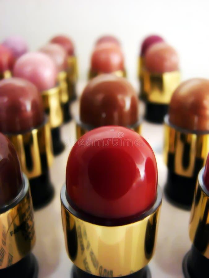 Kosmetische reeks royalty-vrije stock foto