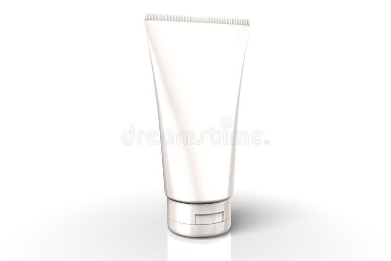 Kosmetischer Behälter stock abbildung