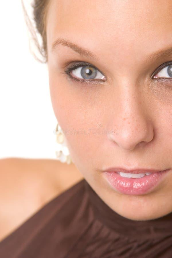 kosmetisk stirrande fotografering för bildbyråer