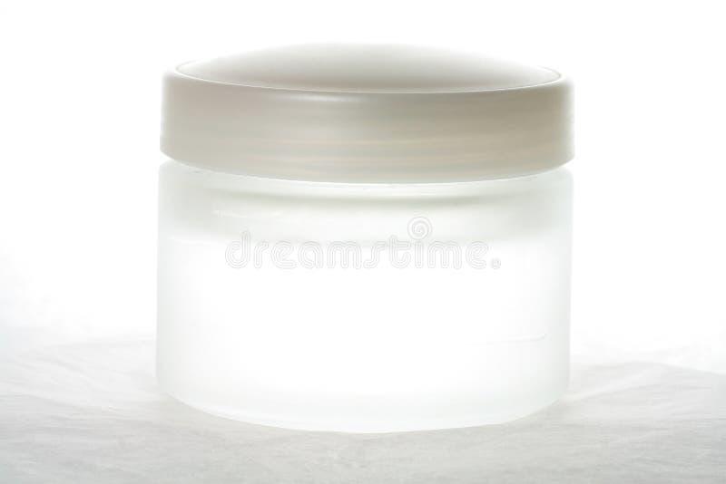 kosmetiska behållare royaltyfri bild