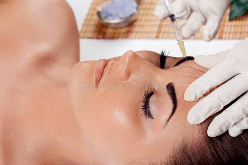 Kosmetologia, chirurgia plastyczna, piękna pojęcie zdjęcie royalty free